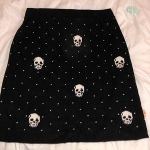 Dex Skull Skirt